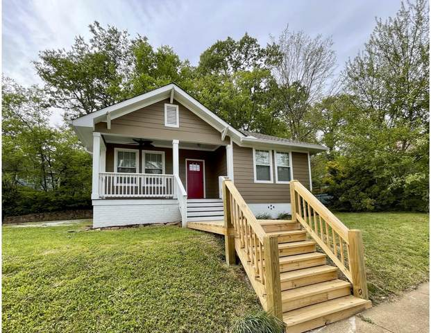 1227 Mercer St, Lupton City, TN 37351 (MLS #1334346) :: The Weathers Team