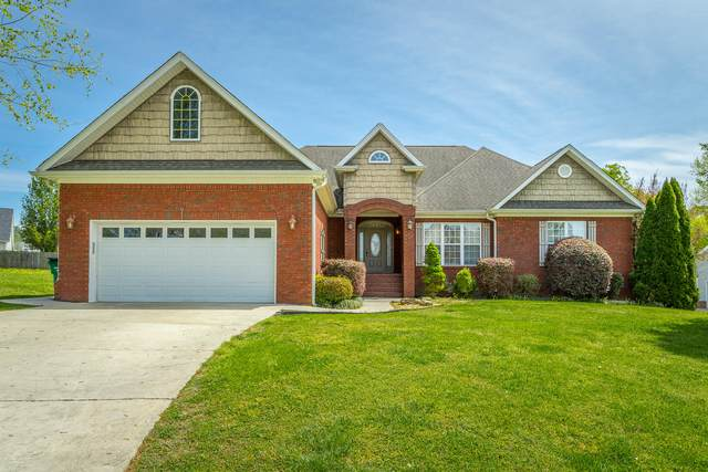 8718 Cody-Dan Ct, Ooltewah, TN 37363 (MLS #1334434) :: The Chattanooga's Finest | The Group Real Estate Brokerage