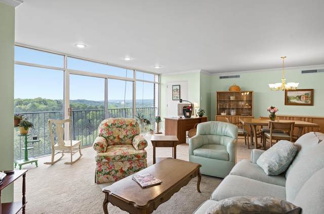 1414 Continental Dr #904, Chattanooga, TN 37405 (MLS #1334463) :: Smith Property Partners