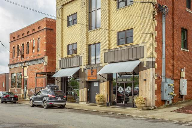 1617 Rossville Ave 2-C, Chattanooga, TN 37408 (MLS #1335021) :: Keller Williams Realty | Barry and Diane Evans - The Evans Group