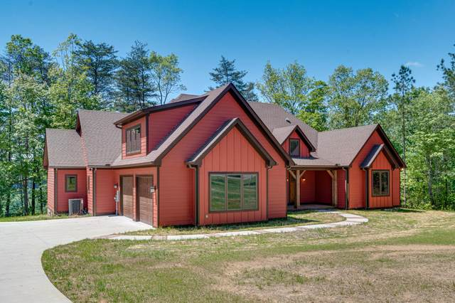 295 Pine Knot Pass, Jasper, TN 37347 (MLS #1335143) :: Keller Williams Realty | Barry and Diane Evans - The Evans Group