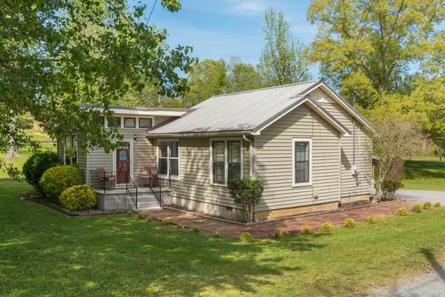 8783 Ga-193, Chickamauga, GA 30707 (MLS #1335195) :: EXIT Realty Scenic Group