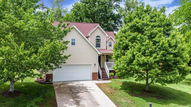 201 SE Farmway Dr, Cleveland, TN 37323 (MLS #1335223) :: The Weathers Team