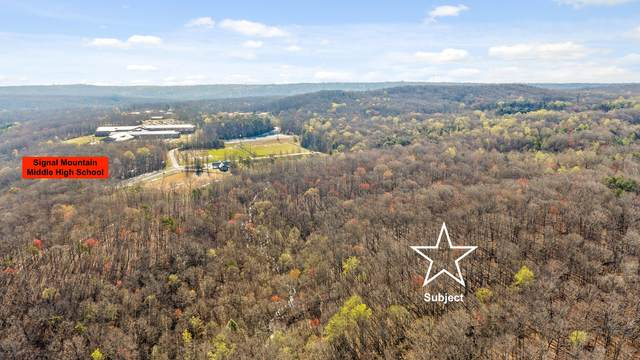 180.7 Acre Wagner Tract, Signal Mountain, TN 37377 (MLS #1335243) :: Smith Property Partners