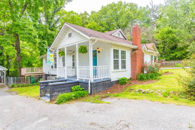 201 Park St, Lafayette, GA 30728 (MLS #1335553) :: The Mark Hite Team