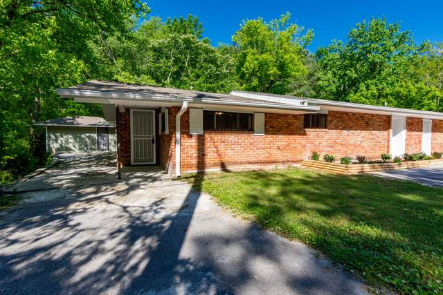 5401 Champion Rd, Chattanooga, TN 37416 (MLS #1335614) :: Smith Property Partners