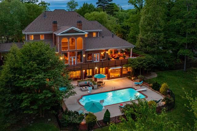 515 Gentlemens Ridge, Signal Mountain, TN 37377 (MLS #1335646) :: Chattanooga Property Shop