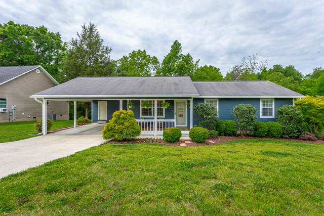2250 SE Gibson Dr, Cleveland, TN 37323 (MLS #1335842) :: Keller Williams Realty | Barry and Diane Evans - The Evans Group