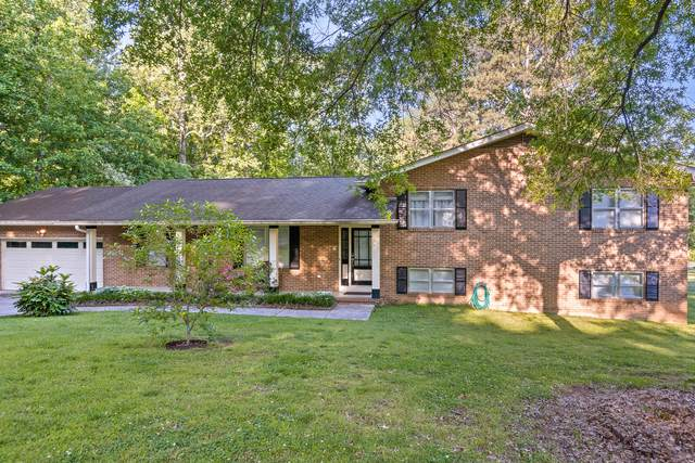 2117 Colonial Pkwy Dr, Chattanooga, TN 37421 (MLS #1335843) :: Keller Williams Realty | Barry and Diane Evans - The Evans Group