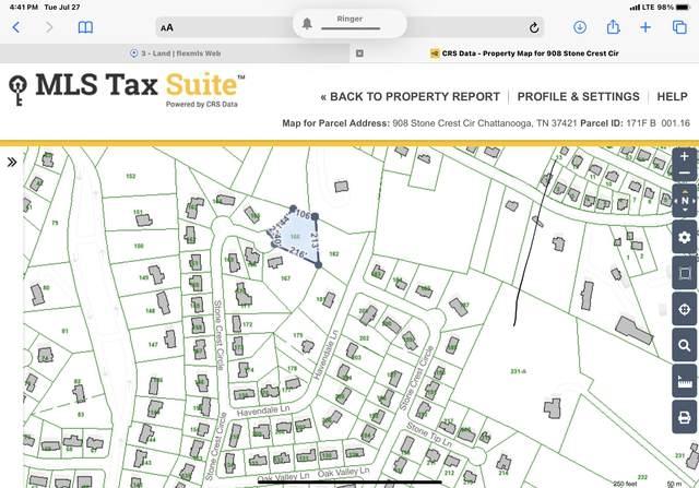 908 Stone Crest Cir, Chattanooga, TN 37421 (MLS #1336147) :: Smith Property Partners