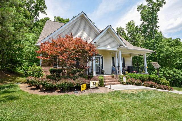 139 NW Weeping Willow Tr, Cleveland, TN 37312 (MLS #1336861) :: The Hollis Group