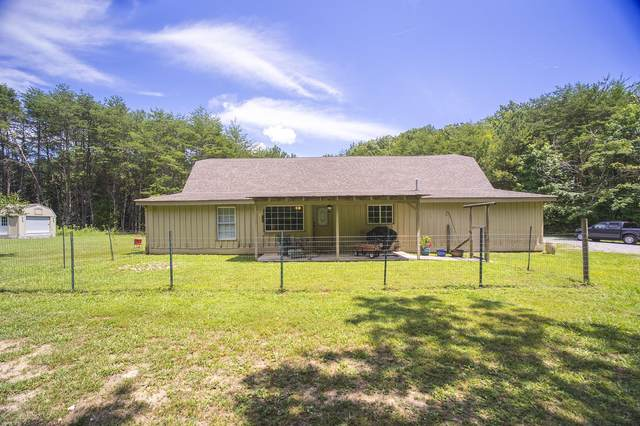 12300 Pendergrass Rd, Soddy Daisy, TN 37379 (MLS #1337312) :: EXIT Realty Scenic Group