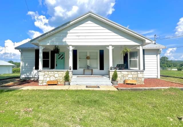 991 Pine Grove Rd, Ringgold, GA 30736 (MLS #1337323) :: The Weathers Team