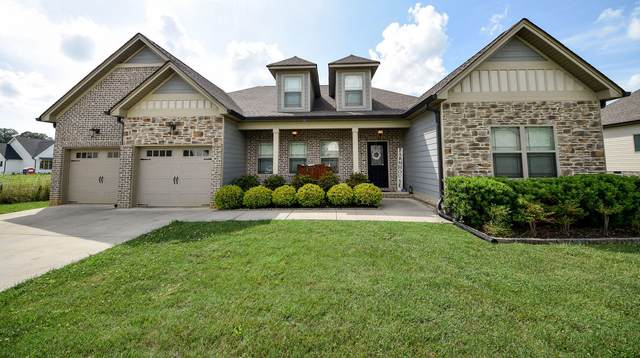 210 NW Winding Glen Dr, Cleveland, TN 37312 (MLS #1337411) :: The Chattanooga's Finest   The Group Real Estate Brokerage