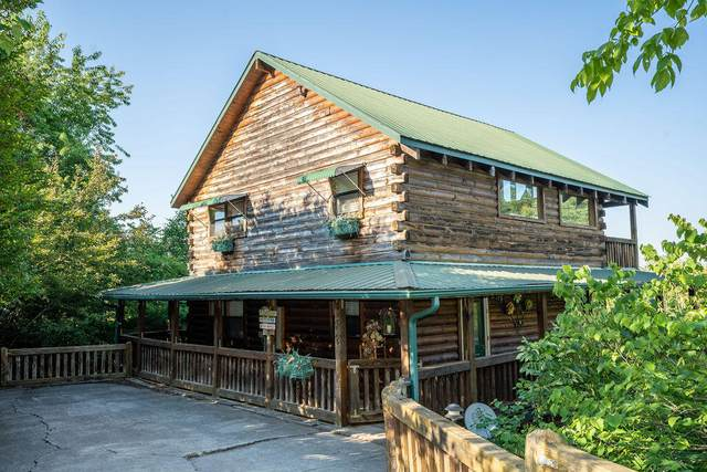 418 Hideaway Ridge Cir, Sevierville, TN 37862 (MLS #1337430) :: Keller Williams Greater Downtown Realty | Barry and Diane Evans - The Evans Group