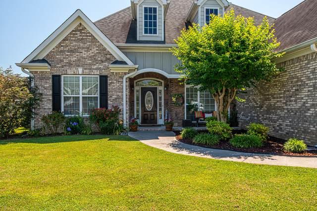 8190 Kaitlin Ln, Ooltewah, TN 37363 (MLS #1337617) :: Chattanooga Property Shop