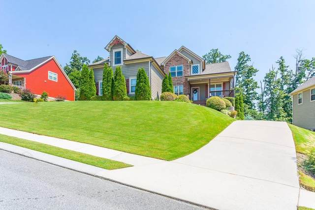 8116 Burgundy Cir, Chattanooga, TN 37421 (MLS #1337920) :: Elizabeth Moyer Homes and Design/Keller Williams Realty