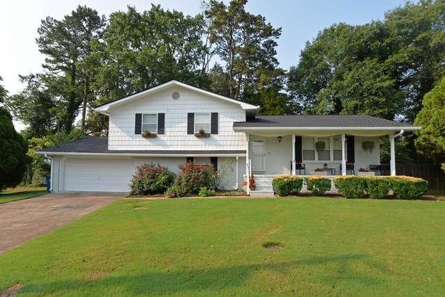 472 Brice Ln, Hixson, TN 37343 (MLS #1338127) :: Keller Williams Greater Downtown Realty   Barry and Diane Evans - The Evans Group