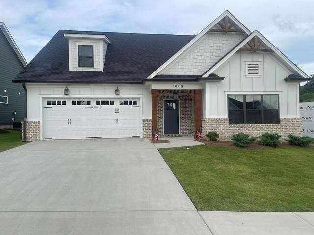 5008 NE Shelterwood Dr #72, Cleveland, TN 37312 (MLS #1339005) :: Smith Property Partners