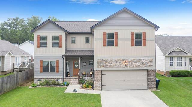 3085 NE Pin Oaks Cir, Cleveland, TN 37323 (MLS #1339880) :: Keller Williams Greater Downtown Realty   Barry and Diane Evans - The Evans Group
