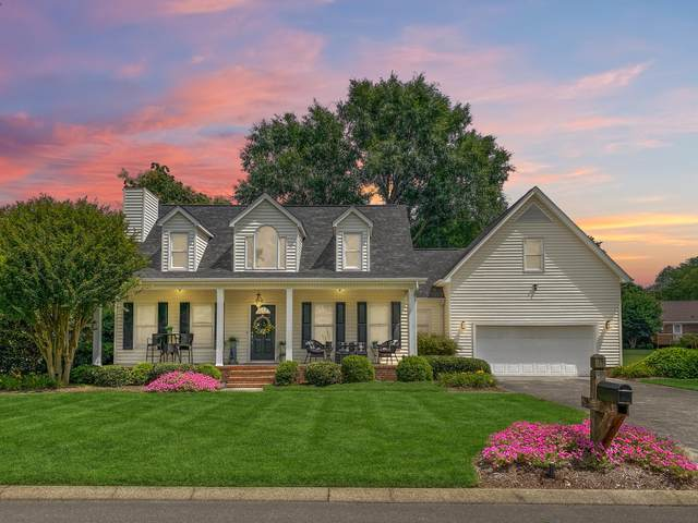201 NW Cottonwood Bend Dr #21, Cleveland, TN 37312 (MLS #1339905) :: Keller Williams Greater Downtown Realty   Barry and Diane Evans - The Evans Group