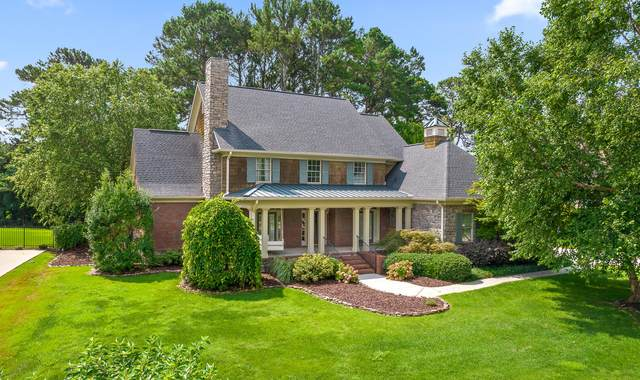 1271 Enclave Rd, Chattanooga, TN 37415 (MLS #1339929) :: The Lea Team