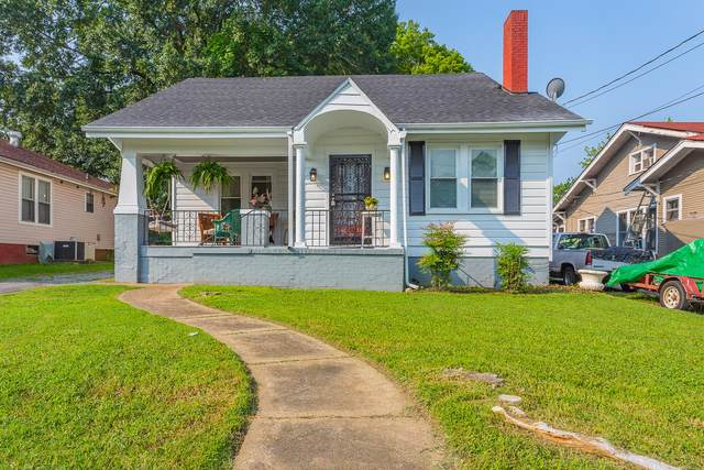 2408 E 5th St, Chattanooga, TN 37404 (MLS #1339995) :: The Weathers Team