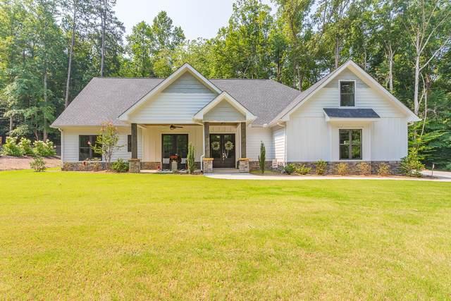 3100 Hidden Lake Rd, Dalton, GA 30721 (MLS #1340073) :: EXIT Realty Scenic Group