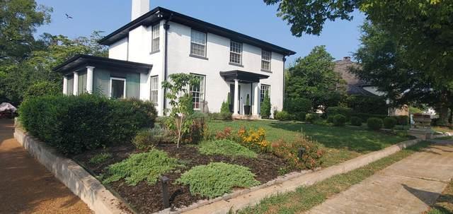1704 North Ave, Chattanooga, TN 37405 (MLS #1340642) :: The Jooma Team