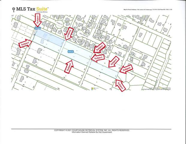 1820 &1824 Jenkins Rd, Chattanooga, TN 37421 (MLS #1341274) :: 7 Bridges Group