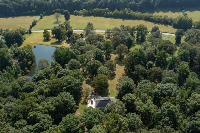 7830 Hog Jowl Rd, Chickamauga, GA 30707 (MLS #1342363) :: The Hollis Group
