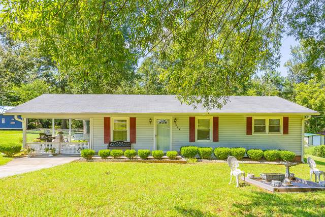 373 Bonneville Dr, Chatsworth, GA 30705 (MLS #1342410) :: 7 Bridges Group