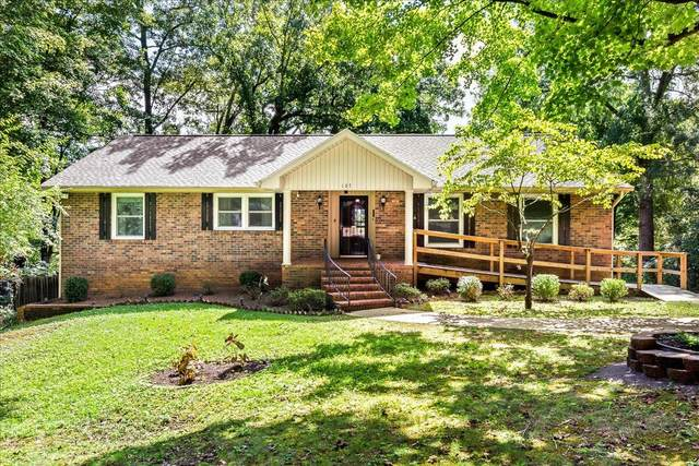 107 Highland Avenue, Athens, TN 37303 (MLS #1342413) :: The Chattanooga's Finest   The Group Real Estate Brokerage