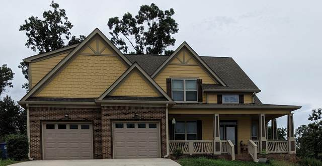 8084 Burgundy Cir, Chattanooga, TN 37421 (MLS #1342632) :: The Hollis Group