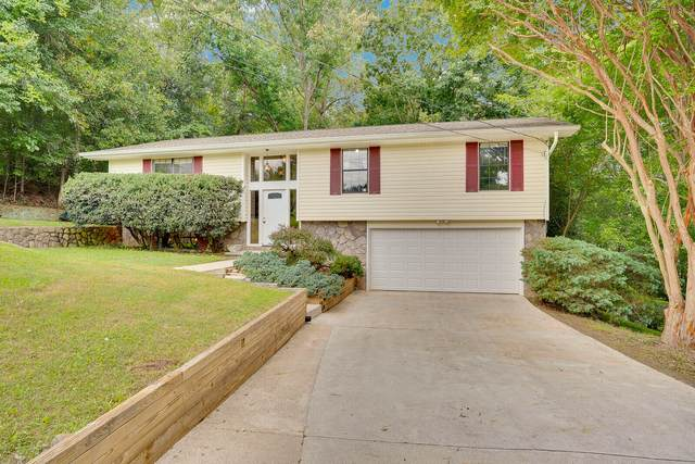 1405 Mountain Ash Dr, Hixson, TN 37343 (MLS #1342702) :: EXIT Realty Scenic Group