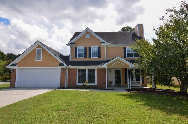 9912 Brently Estates Dr, Chattanooga, TN 37421 (MLS #1342810) :: The Robinson Team