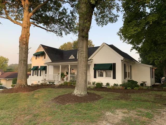 320 Maple St, Clinton, TN 37716 (MLS #1343047) :: Keller Williams Greater Downtown Realty   Barry and Diane Evans - The Evans Group