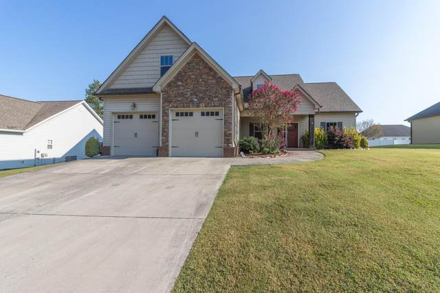 558 NW Thoroughbred Dr, Cleveland, TN 37312 (MLS #1343136) :: Keller Williams Greater Downtown Realty | Barry and Diane Evans - The Evans Group