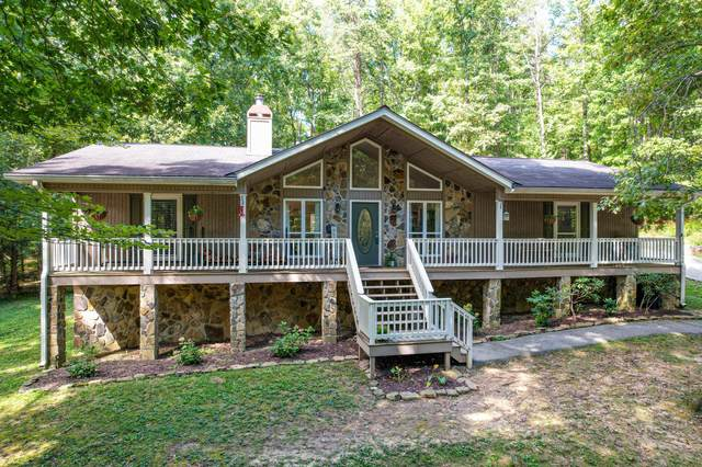 2265 Little Bend Rd, Signal Mountain, TN 37377 (MLS #1343857) :: Keller Williams Greater Downtown Realty | Barry and Diane Evans - The Evans Group