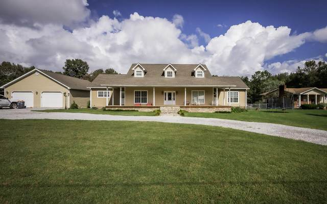 324 Hurtt Rd, Chickamauga, GA 30707 (MLS #1344432) :: Keller Williams Greater Downtown Realty | Barry and Diane Evans - The Evans Group
