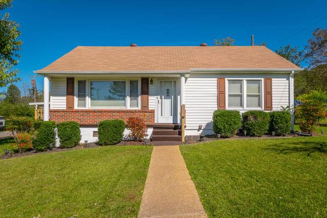 101 Ormand Dr, Chattanooga, TN 37415 (MLS #1344902) :: The Lea Team