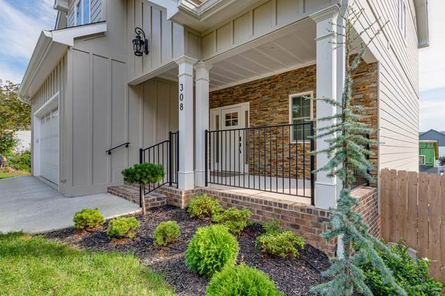 308 W Bell Ave, Chattanooga, TN 37405 (MLS #1345075) :: The Jooma Team