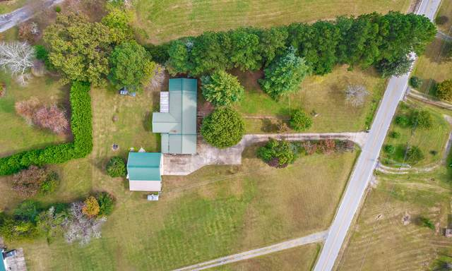 525 Leggett Rd, Sale Creek, TN 37373 (MLS #1345142) :: Keller Williams Greater Downtown Realty | Barry and Diane Evans - The Evans Group
