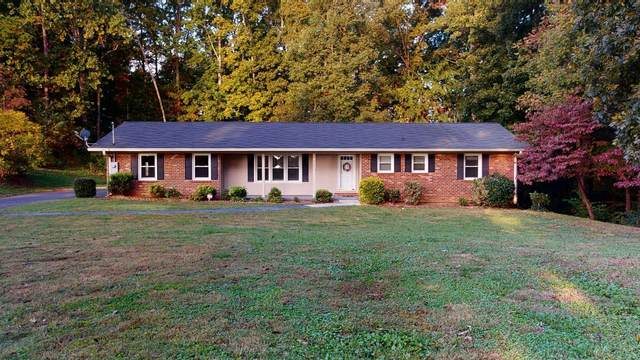 3705 NW Northwood Dr, Cleveland, TN 37312 (MLS #1345232) :: The Mark Hite Team