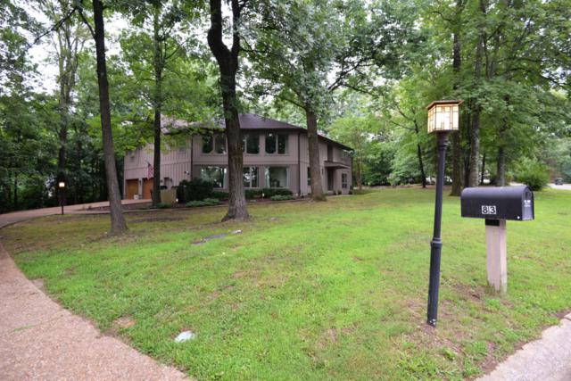 83 Carriage Hill, Signal Mountain, TN 37377 (MLS #1282895) :: The Mark Hite Team