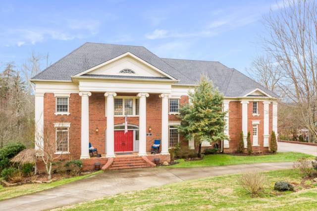 27 Ridgerock Dr, Signal Mountain, TN 37377 (MLS #1293556) :: Keller Williams Realty | Barry and Diane Evans - The Evans Group