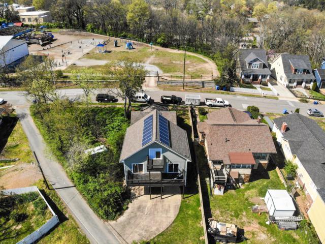 1010 Garnett Ave, Chattanooga, TN 37405 (MLS #1297056) :: Keller Williams Realty | Barry and Diane Evans - The Evans Group