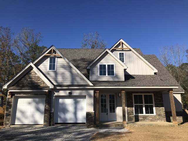 8601 Masons Gate Ln #15, Chattanooga, TN 37421 (MLS #1304141) :: Keller Williams Realty | Barry and Diane Evans - The Evans Group