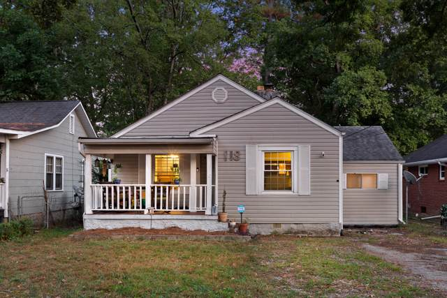 118 N Larchmont Ave, Chattanooga, TN 37411 (MLS #1307018) :: Keller Williams Realty | Barry and Diane Evans - The Evans Group