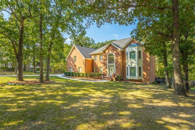 725 Morning Shadows Dr, Chattanooga, TN 37421 (MLS #1307628) :: Keller Williams Realty | Barry and Diane Evans - The Evans Group